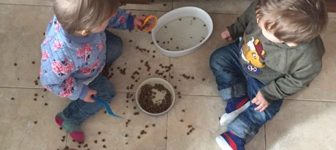 Sztuka karmienia małego dziecka