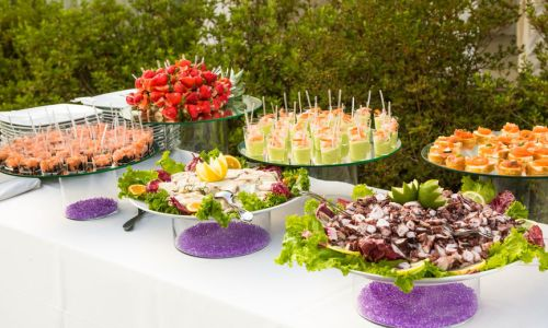Can You Cater For Your Own Wedding Catering For Weddings