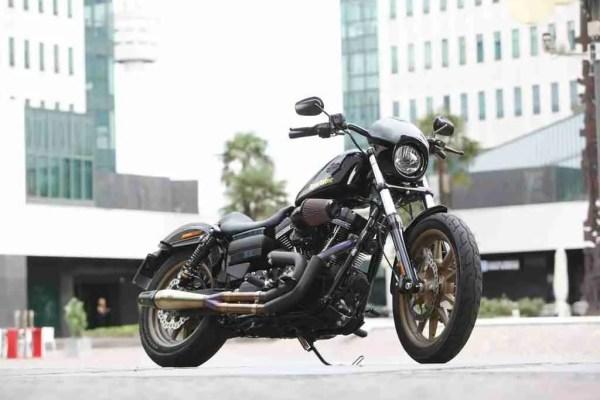 Twinoza x Redthunder Dyna exhaust San Diego Custom