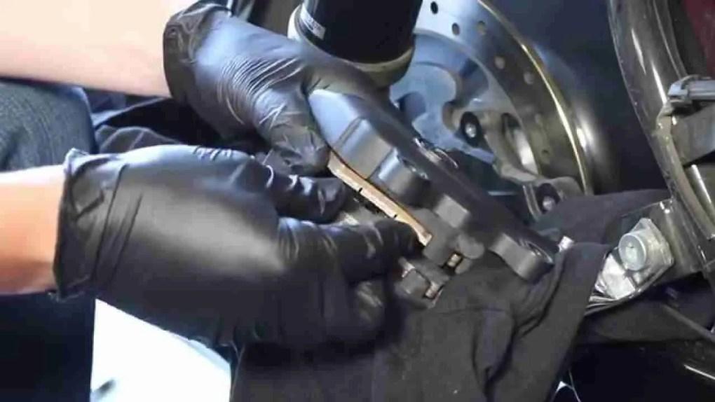 Harley Davidson brakes maintenance
