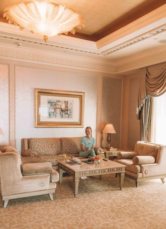 khaleej deluxe suite royal emirates palace