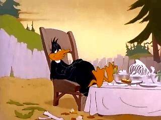 daffy duck fat