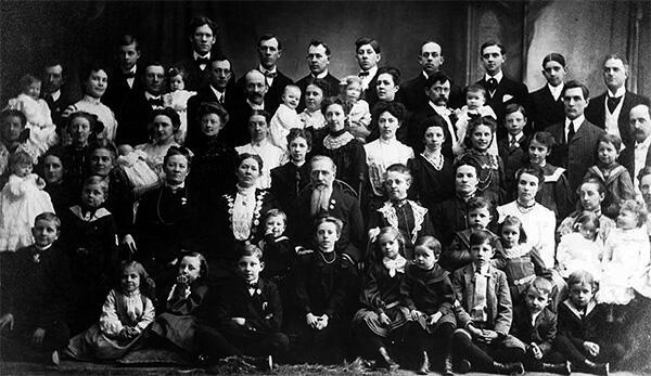 Vassilyev family