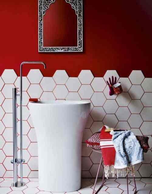 bathroom-red