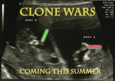 clone wars twin announcement