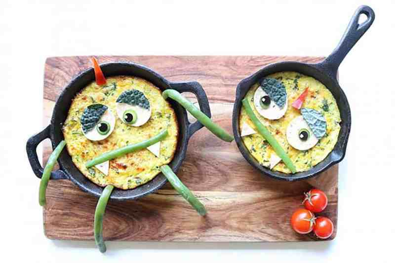 omelette monster