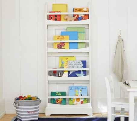 Madison 4-Shelf Bookrack - Pottery Barn Kids