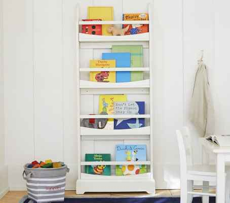 Madison 4-Shelf Bookrack - Pottery Barn Kids