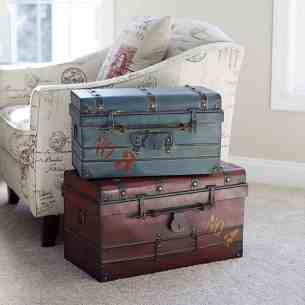 Steamer Classic Storage Trunk