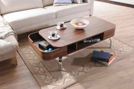 ioHOMES Luxer Coffee Table