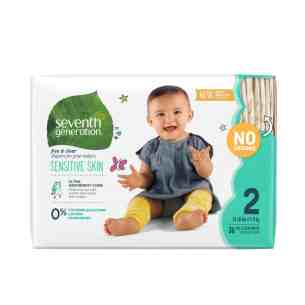 Seventh Generation for Sensitive Skin