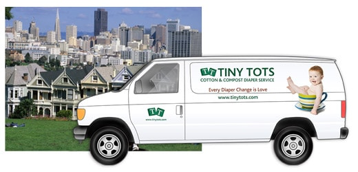 tiny tots delivery
