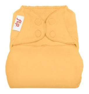 Flip Diaper Cover - Clementine