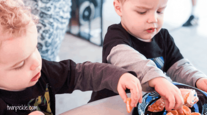 why kids love chicken nuggets picky eater