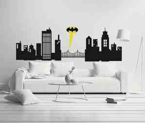 Gotham City Decal