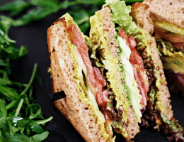 Sandwich Recipes for Lunchboxes