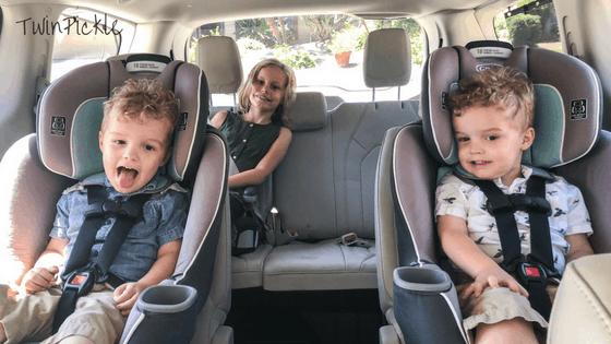 Back to School mom chaos car line