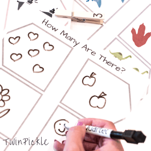 Printable Clothespin Activity personalize whiteboard