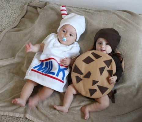Milk & Cookies for Babies