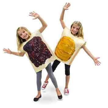 Peanut Butter Jelly Costumes
