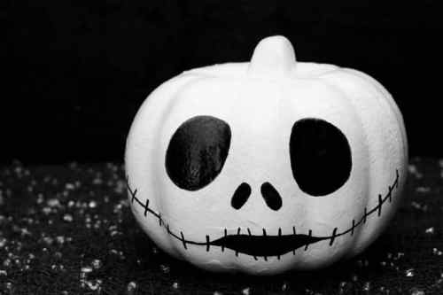 Jack Skeleton Pumpkin