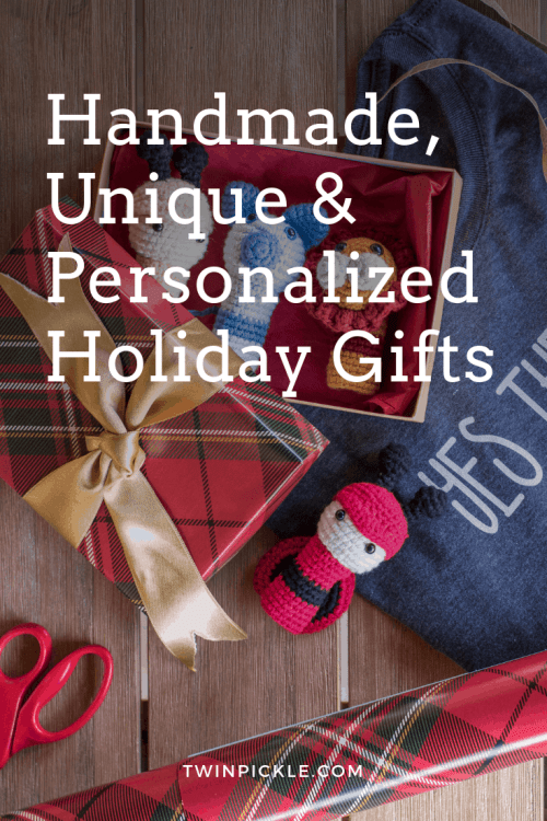 Handmade, Unique & Personalized Holiday Gifts from Amazon Handmade