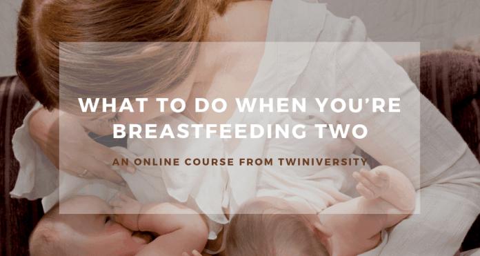 Breastfeeding Twins Online Course