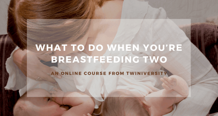 Breastfeeding Twins Online Course