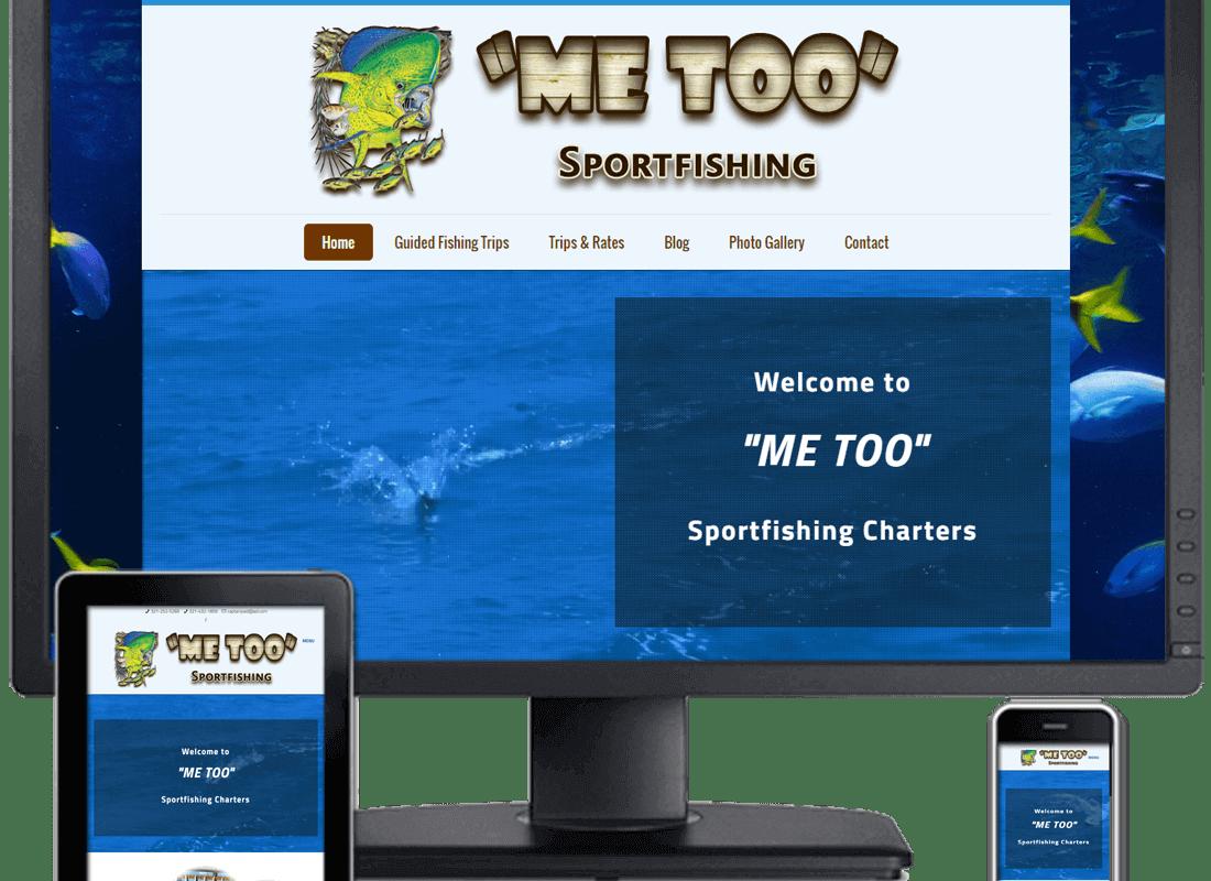 Me Too Charters Sportfishing