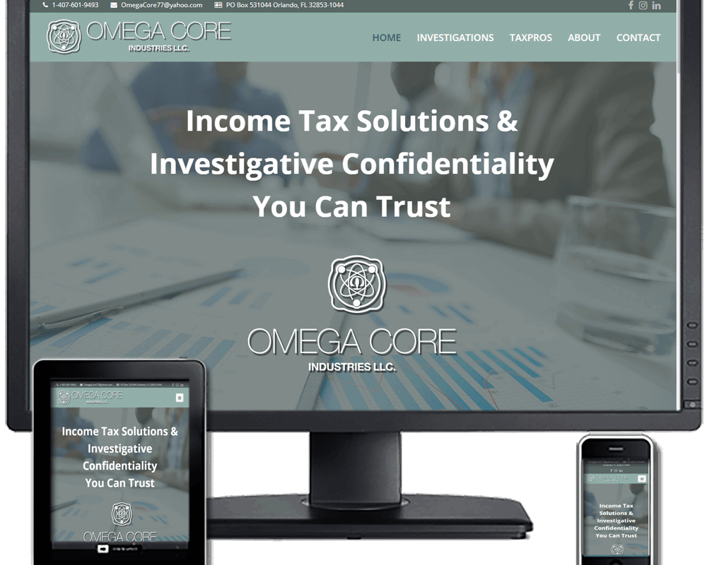 Omega Core Industries, LLC