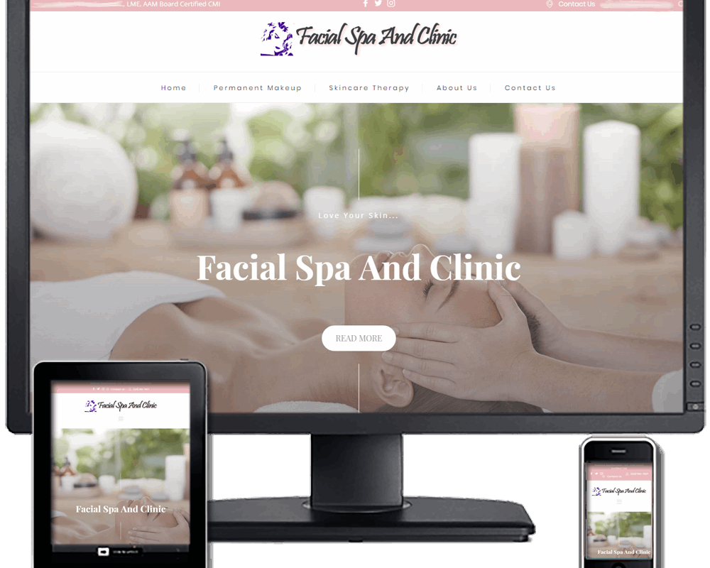 Facial Spa and Clinic