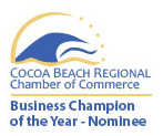 Chamber of Commerce Business Champion of the Year Nominee