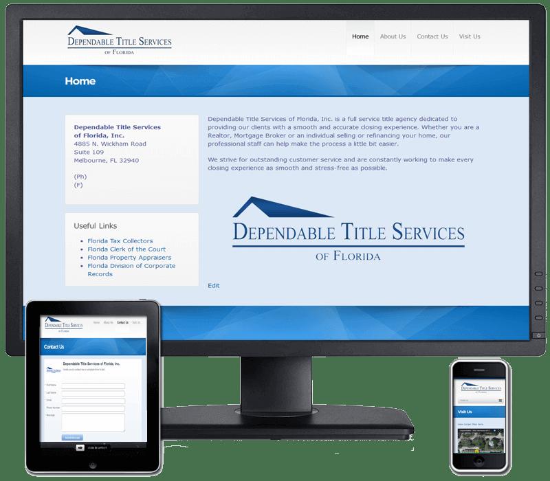 Dependable Title Services