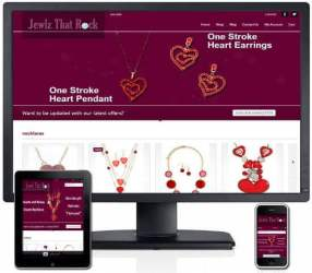 Jewlz That Rock Ecommerce