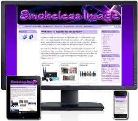 Smokeless Image Ecommerce