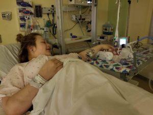 twin birth story