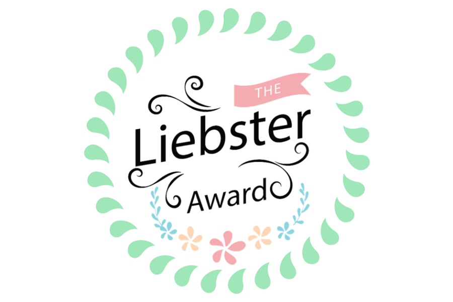 Blogger nominated for the liebster award