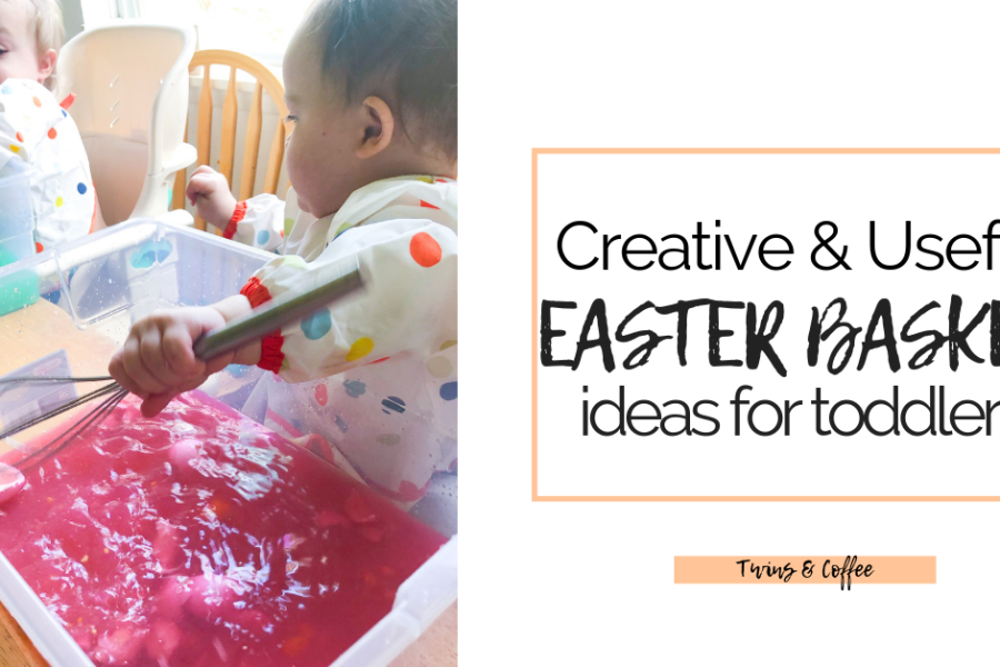 I am all about useful and helpful gifts, and holidays are no exception! I do not want random candy and crap around my home. Here are a few useful and creative easter basket ideas for toddlers (and kids!) with out candy. Use the holiday as an excuse to get your spring/summer shopping and stuff for your toddlers.