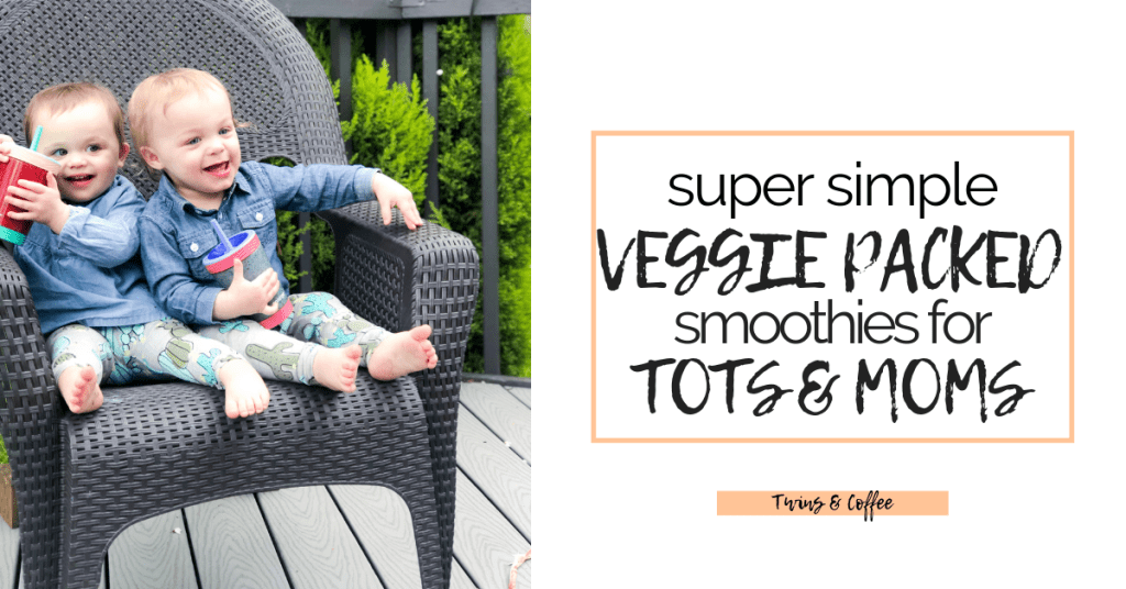 veggie packed smoothies for toddlers and moms (1)
