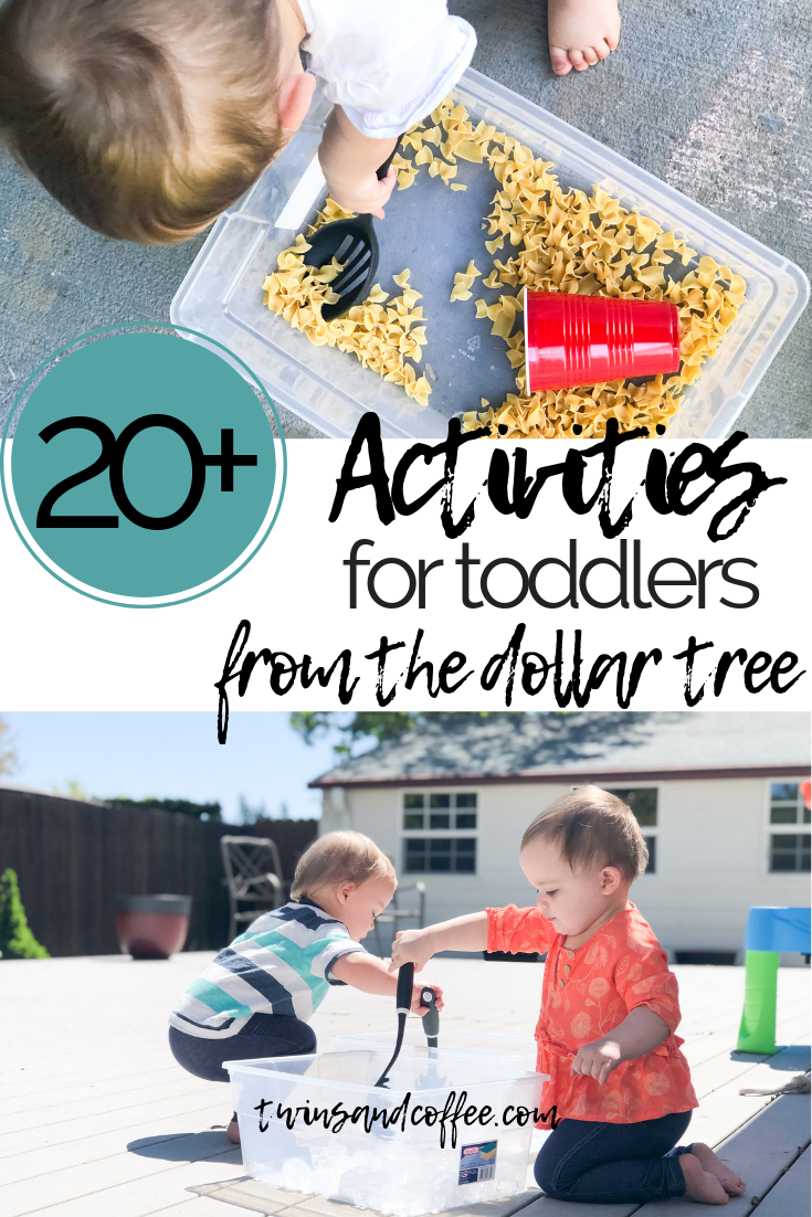 sensory ideas for toddlers