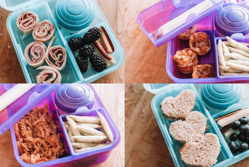 Easy Kid-Approved School Lunch Ideas my Toddlers Will Eat