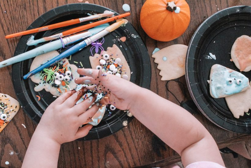 halloween cookie decorating ideas for kids