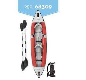 comprar Kayak hinchable excursion pro k2