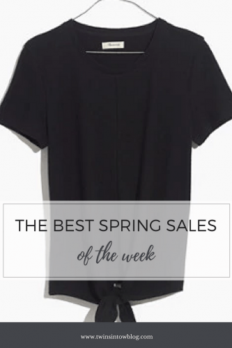 The Best Spring Sales of the Week