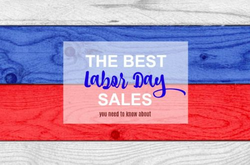 The Best Labor Day Sales You Need to Know About