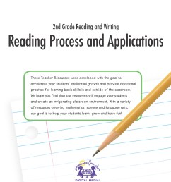 2nd Grade Reading and Writing: Reading Process and Applications   Twin  Sisters [ 2200 x 1700 Pixel ]