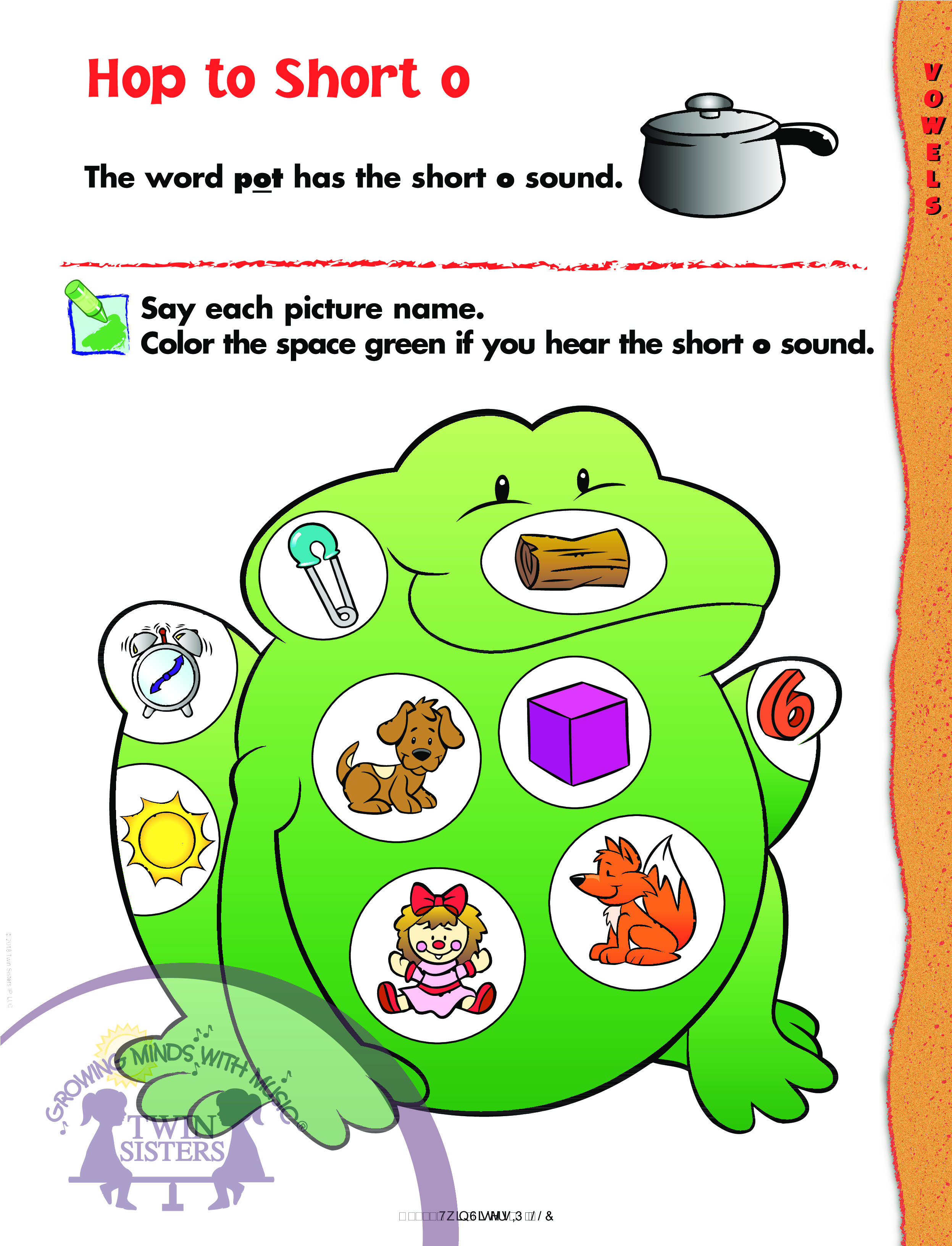 Prek Learning Consonants Blends And Digraphs Vowels
