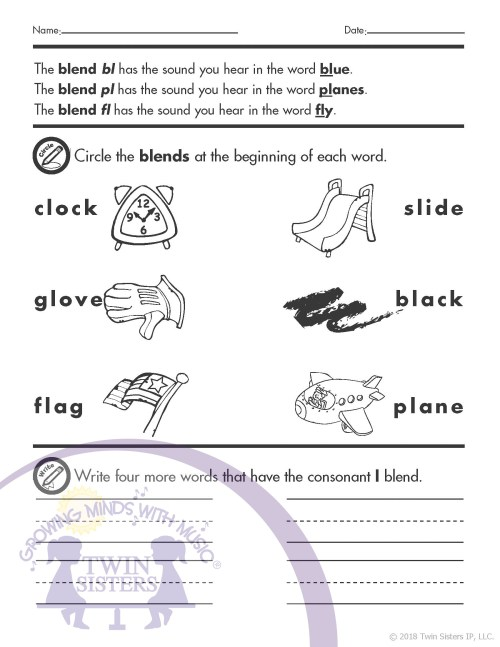 small resolution of Cononsant Digraphs Grade Four Worksheet   Printable Worksheets and  Activities for Teachers