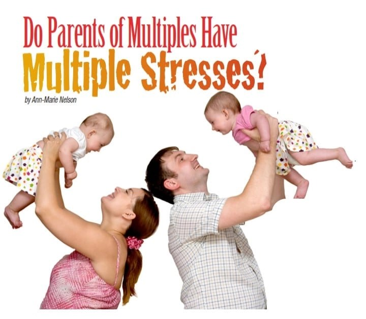 Do Parents of Multiples Have Multiple Stresses?