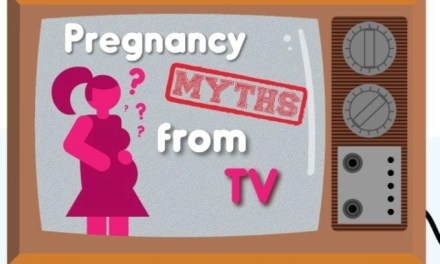 Pregnancy Myths from TV